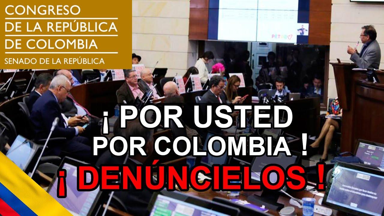 ¿ Rabo de paja? 58 Senadores que dijeron no A Moción De Censura Mindefensa Carlos Holmes DENÚNCIALOS