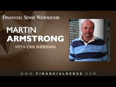 Martin Armstrong on the War Cycle, Collapse in Government Confidence, and Deflation