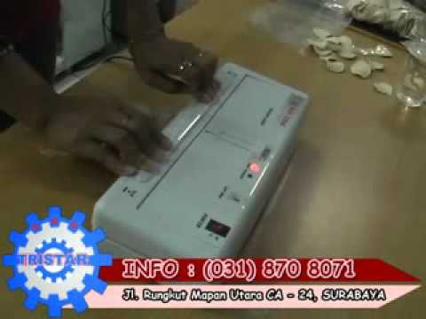Hand Sealer & Mini Vacum Sealer  Cara Mengemas Plastik dengan Mesin Sederhana  Info 081298904455    YouTube
