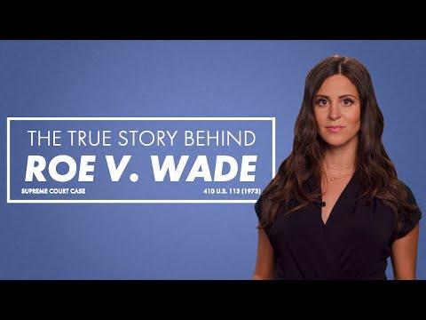 The True Story Behind Roe v. Wade