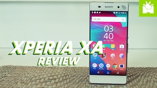Sony Xperia XA Dual Review + Camera & Gaming Test