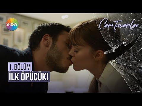 İlk öpücük! | #LeyCem | Cam Tavanlar 1. Bölüm