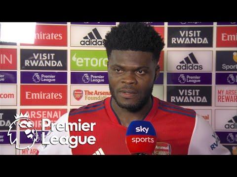 Thomas Partey: Arsenal intensity was key to beating Aston Villa  Premier League  NBC Sports