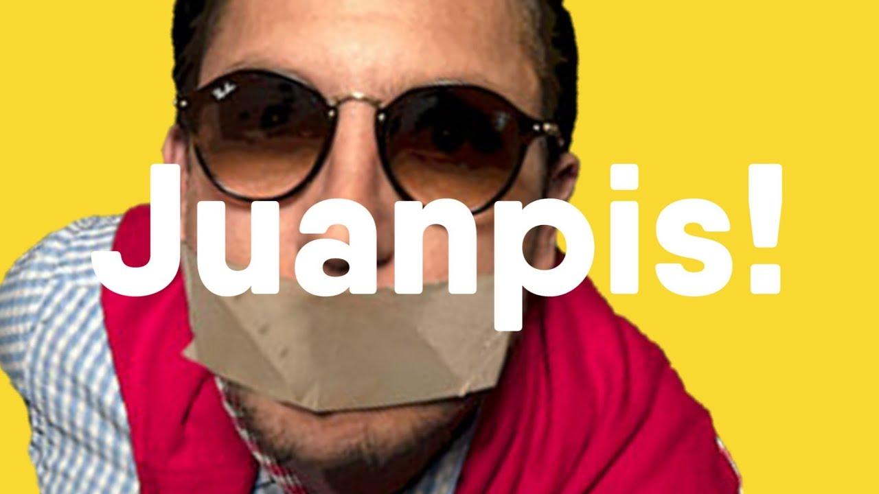 Juanpis Gonzalez - El Comediante MÁS PLAY- HISTORIA (ITM)