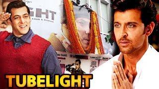 Salman's TUBELIGHT Craze GRIPS Nation, Hrithik Roshan Is Best For M...