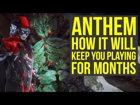 Anthem DLC FREE CONTENT Revealed & Way More New Info! (Anthem Gameplay)