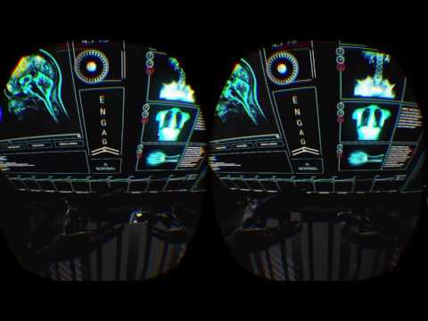 Starfighter Inc.: Airlock in VR (Pre-Alpha)