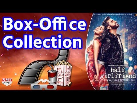 'Half Girlfriend' First Day Box Office Collection | Arjun Kapoor, Shraddha kapoor