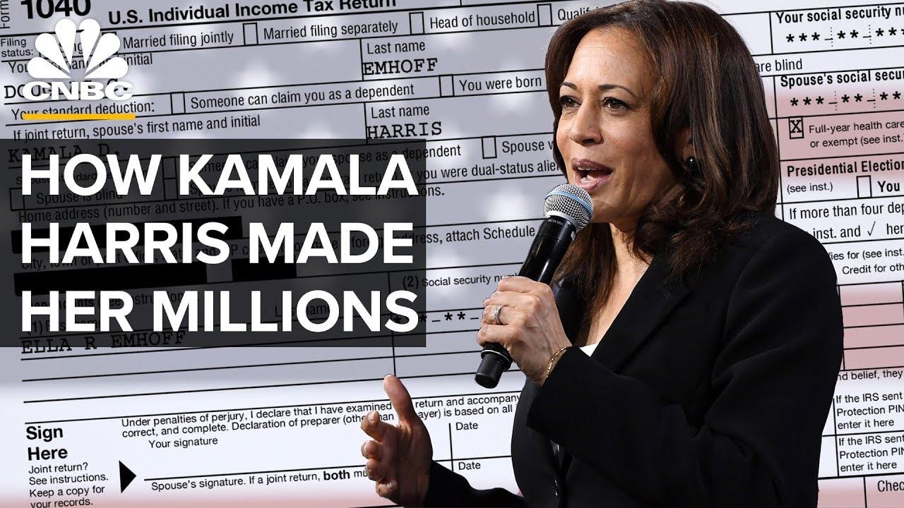 Prayers ring out in Kamala Harris's ancestral village
