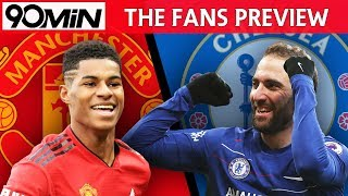 MAN UNITED VS CHELSEA! Can Man United bounce back after 0-2 loss to Man City!?