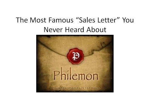 The Most Famous Sales Letter You Never Heard About