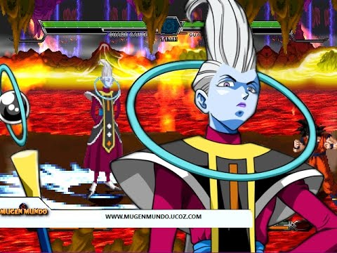 Whis – Dragon Ball Super Char By Gaelik (BR)
