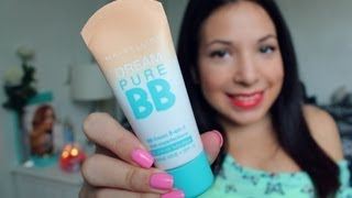 ❤ Revue + 1ères Impressions : Dream Pure BB Maybelline