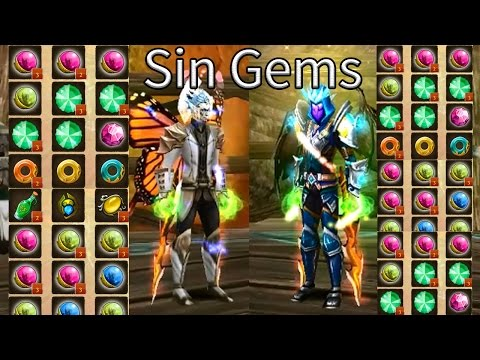 Order and Chaos Online Sin Gems - Max Damage