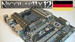 [DEUTSCH] ASUS Sabertooth 990FX R2.0 Mainboard Testbericht