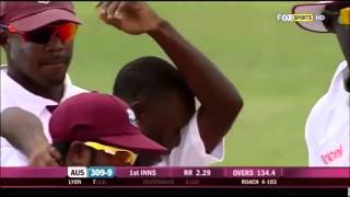 Kemar Roach Bowling highlights