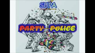 Supa - Party Nice (Pool Party Riddim) - June 2017