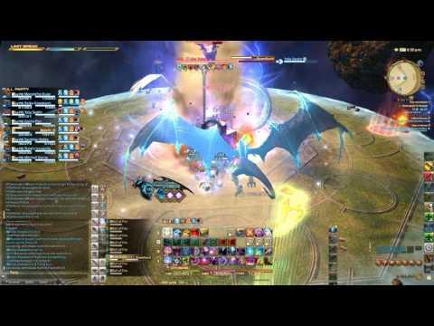 Final Fantasy XIV - Omega V1.0 Savage - Summoner PoV [Patooties]