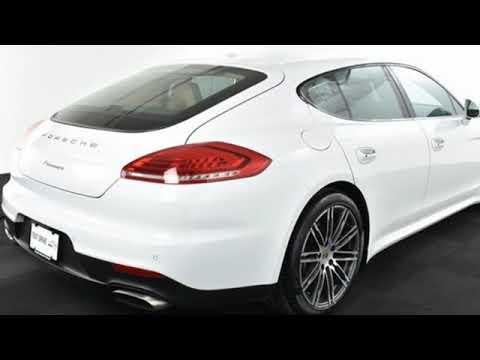 Used 2016 Porsche Panamera Atlanta Alpharetta Ga P29701 Sold
