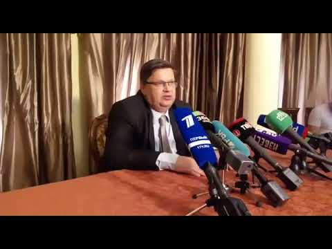 видео: «Натали Турс» собрал пресс-конференцию