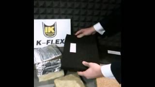 Изучение свойств акустических материалов(http://www.youtube.com/user/Flagmanbest http://vk.com/company_flagman http://www.facebook.com/gkflagman http://twitter.com/FlagmanCompany ..., 2012-11-15T12:41:15.000Z)