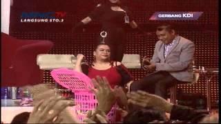 """Joel Kriwil feat Bertha """" Memandangmu """" Sambil Nyuci - Gerbang KDI 2015 (19/4)"""