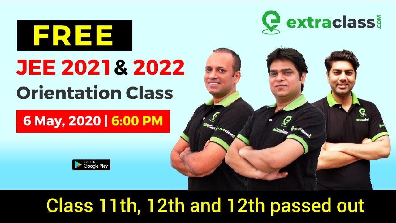 Free Orientation Session JEE 2021 & 2022 | LIVE from KOTA