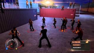 Sleeping Dogs PC Gameplay Street Fight
