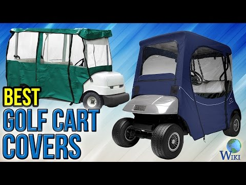 7 Best Golf Cart Covers 2017