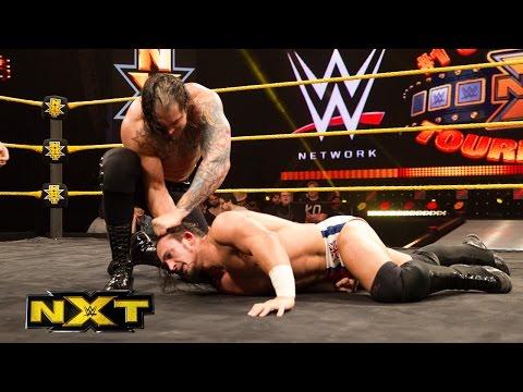 Adrian Neville Vs. Baron Corbin: NXT Title No. 1 Contender's Tournament: WWE NXT, February 4, 2015