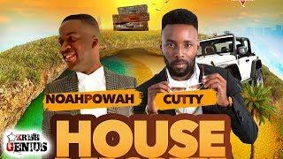 Noah Powa & Cutty - House Deportee (Raw) Morning Bliss Riddim - September 2018