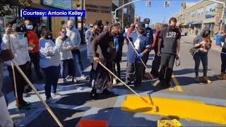 Long Island street renamed 'Black Lives Matter Way'