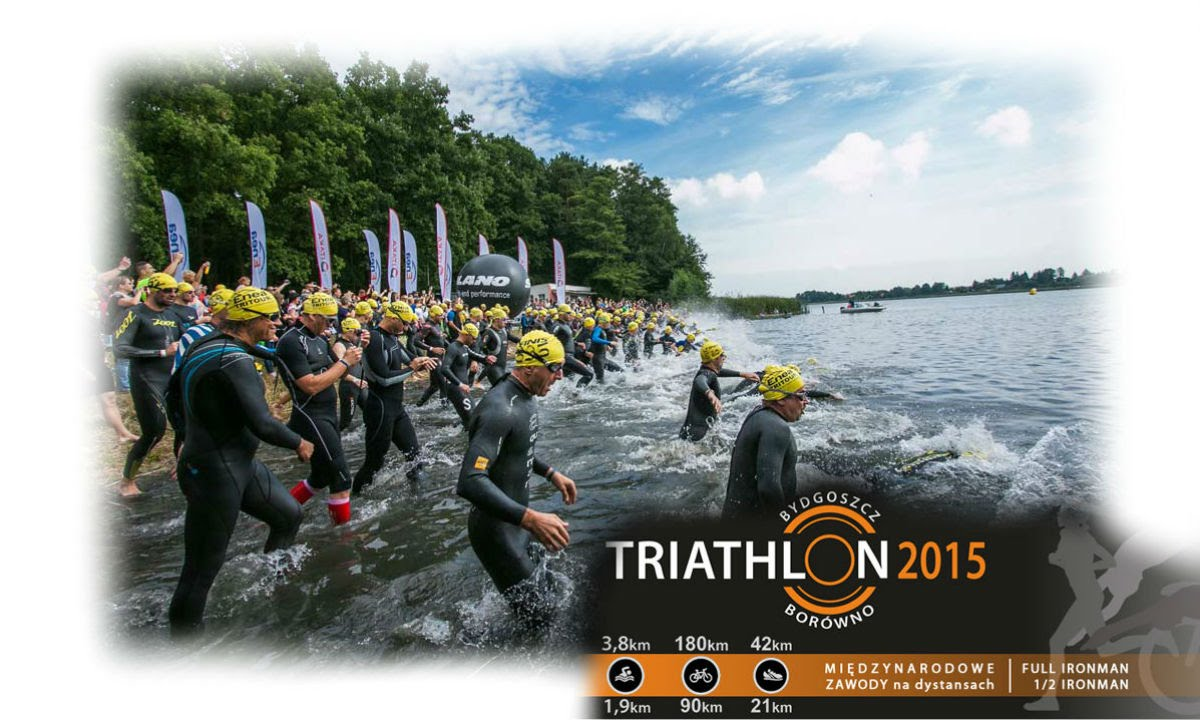 Triathlon Borówno
