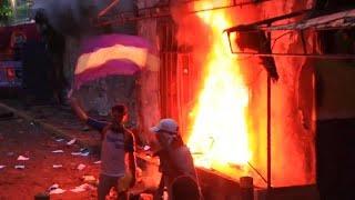 Aumenta a 139 el número de muertos en las protestas de Nicaragua