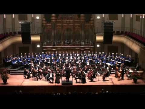 A Child of Our Time 22-25 - Michael Tippett - Concertkoor Haarlem
