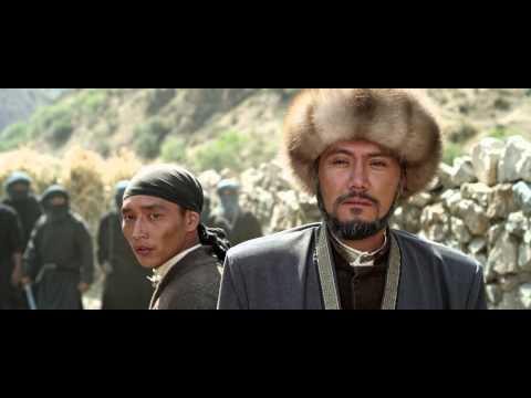 Official Trailer Kurmanjan Datka Queen of the Mountains (ORIGINAL)