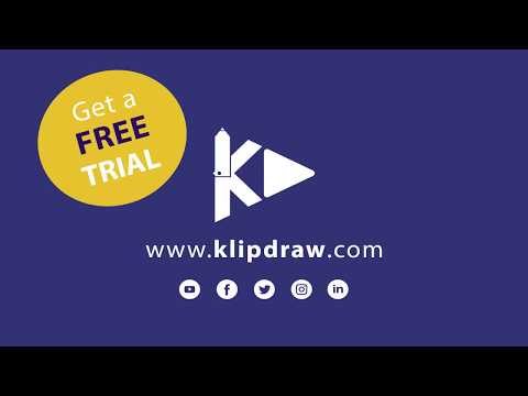 KlipDraw Animate: Spotlight It!