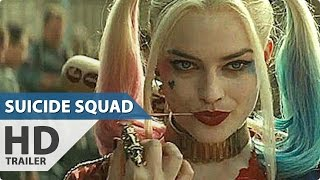 Suicide Squad ALL MOVIE CLIPS (Ultra HD 4K - 2016)
