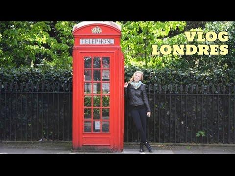 Vlog Londres 2015