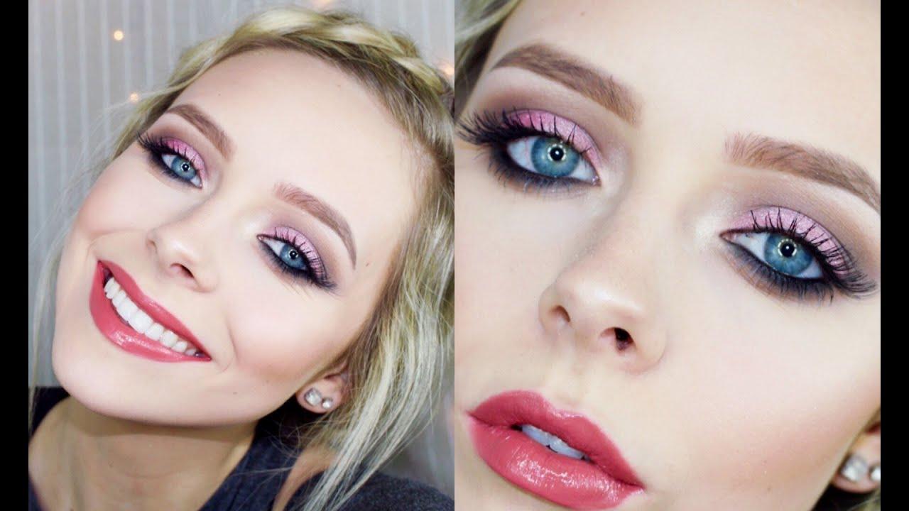 baby pink eye - 1280×720