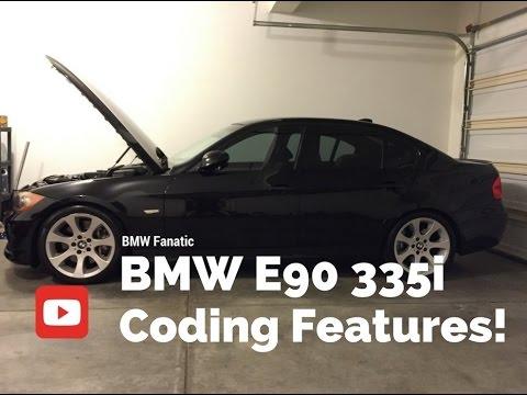 BMW E90 335i Coding Upgrade!