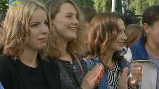 День знаний в Ялуторовске