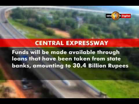 Government to raise Rs 30 bn to pay Central Expressway