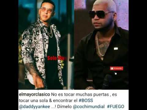 El Mayor Clásico FT Daddy Yankee, Ceki Viciny dic, Shadow Blow X El Nene Amenazzy, Lary Over Casi...