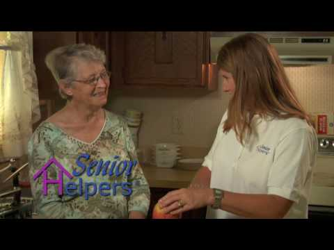 Senior Helpers In Home Health Care of West Jacksonville, FL Commercial 1.mov
