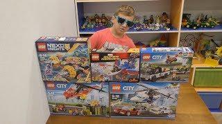 Собираем конструктор Лего Супер Герои 76076. Video for kids Lego Super Heroes.(, 2017-11-26T08:21:48.000Z)