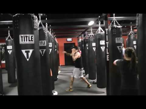 TITLE Boxing Club Brookfield | Power Hour Workout Exercises | Boxing & Kickboxing Classes