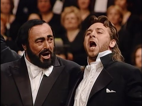 "Roberto Alagna | INTERVIEW TV ""Luciano Pavarotti"" (English Subtitles)"