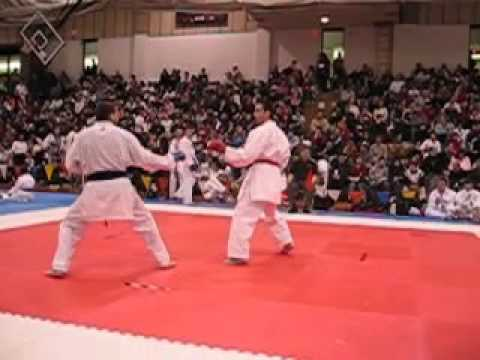 Warren Levi Sport Fighting (Kumite)