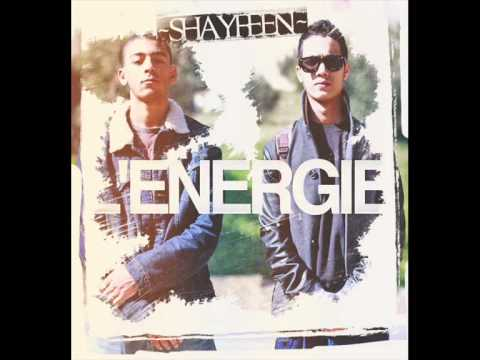 Shayfeen - 03 - Aji Tchoufna (feat. Tkarface) (Dj Van Remix) - Mixtape L'ENERGIE